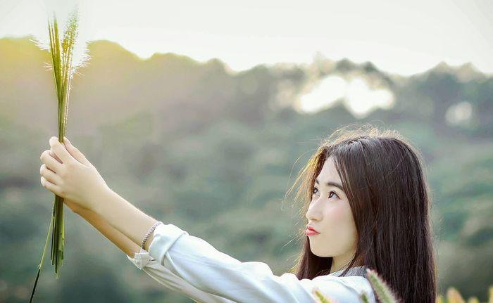 Hello World 佳能 人像 Portrait Photography 美女 摄影 Canon China 小清新 Enjoying Life