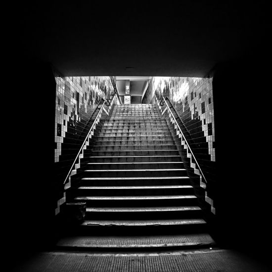 Streetphotography Blackandwhite Urban City Perspectives Underground