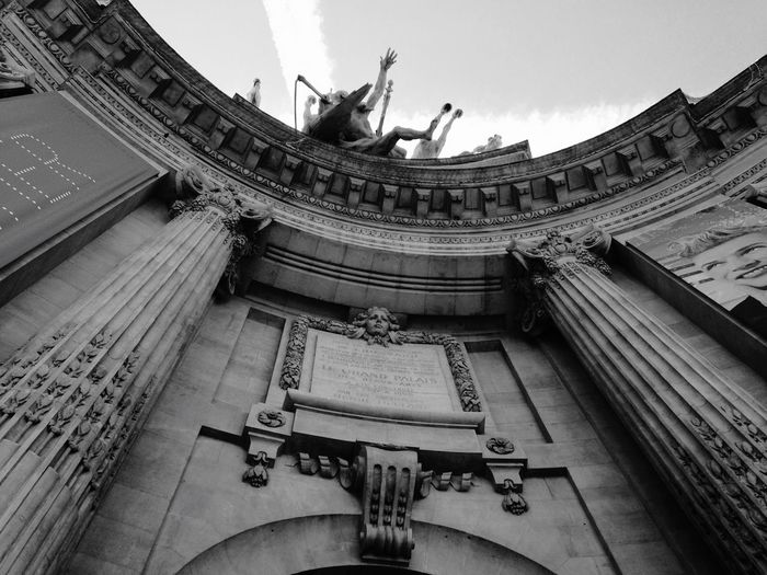 France Paris Grand Palais Paris Exposition Monuments EyeEm Best Shots Blackandwhite EyeEm Best Shots - Black + White EyeEm Jean Paul Gaultier Exhibition