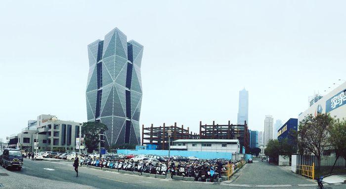 Kaohsiung Kaohsiung Taiwan Building 85大樓 台鋁