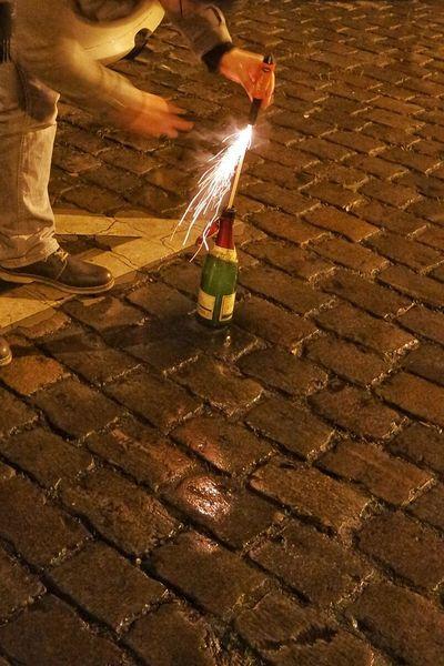 New Year Firework New Year Around The World