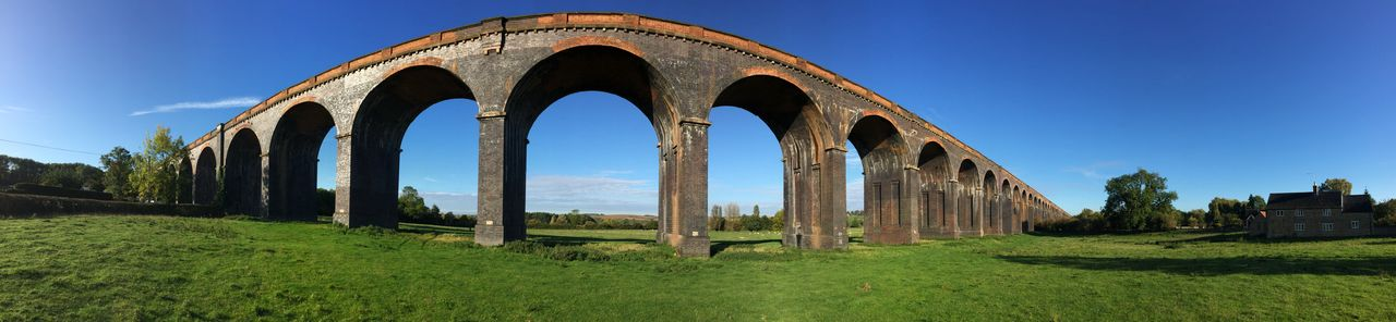 Viaduct at Harringworth great for Panorama Photography