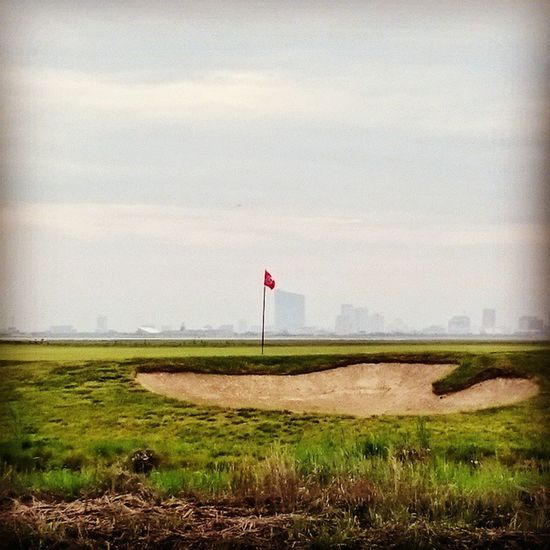 Atlantic City Golf Course Golf Skyline Hole In One Country Club Links Ac Country Club Shore New Jersey
