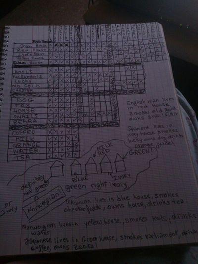 logic puzzle!