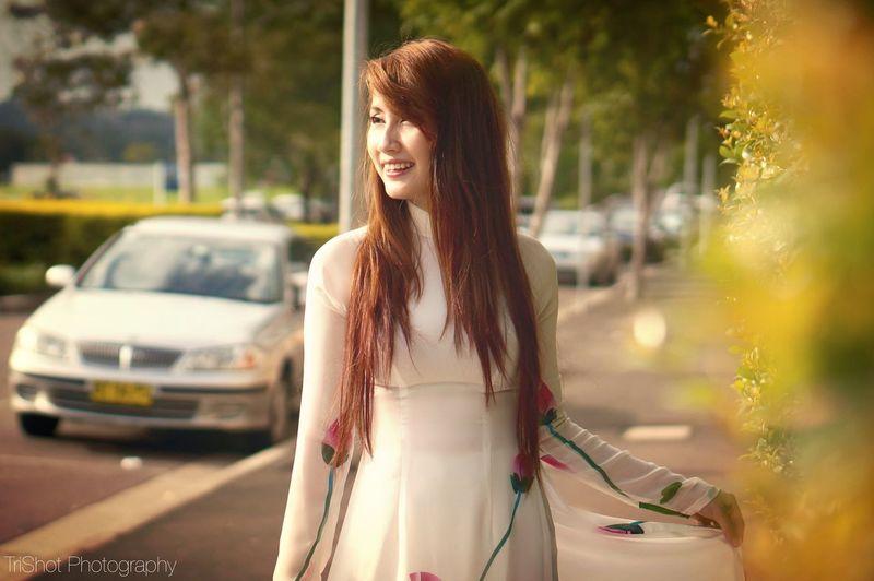 TriShot TriShot Photography Ao Dai áo Dài ❤ Elena Bao Vi Aodai AodaiVietNam ❤️ Miss Aodai Huế Vietnamese