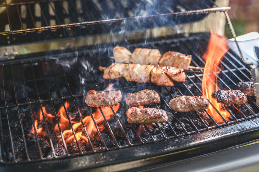 Barbaque Barbecue Barbecue Grill Barbecue Season Barbecuetime BBQ BBQ Time Cevapi Coal Cooking Fire Flame Grill Grilled Grilled Chicken Grilled Meat Grilling Grilling Out Heat - Temperature Kitchen Meat Preparation  Smoke Smoke - Physical Structure Cevapi