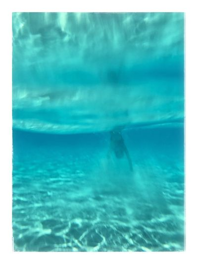 Water Sea Auto Post Production Filter Nature Transfer Print Sky Day Underwater Blue