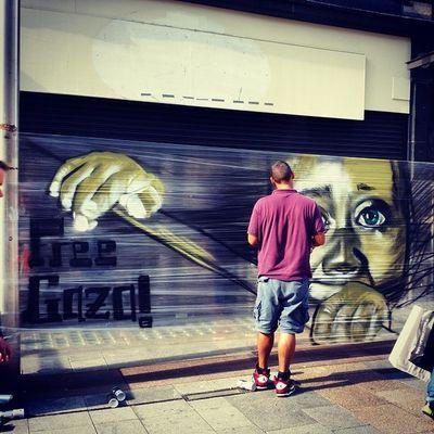 Freegaza in Dublin , Ireland .