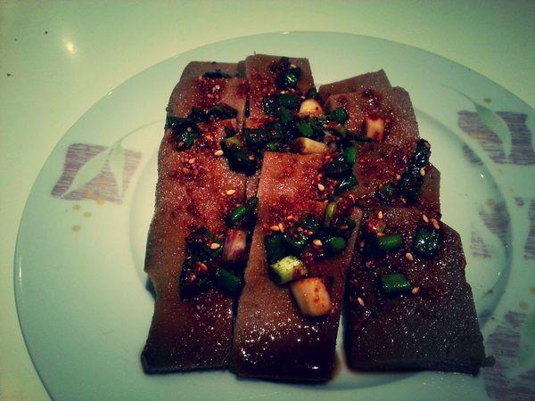 Koreanfood Korean Foodphotography Palamut
