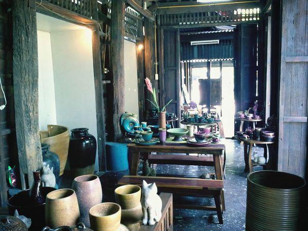 sone sima ceramics Baan Tawai Creative Village Shopping Hang Dong Handicrafts