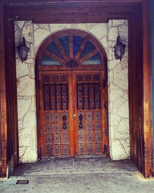 You never know which door will lead you towards your dream, until you have the courage to walk through it.