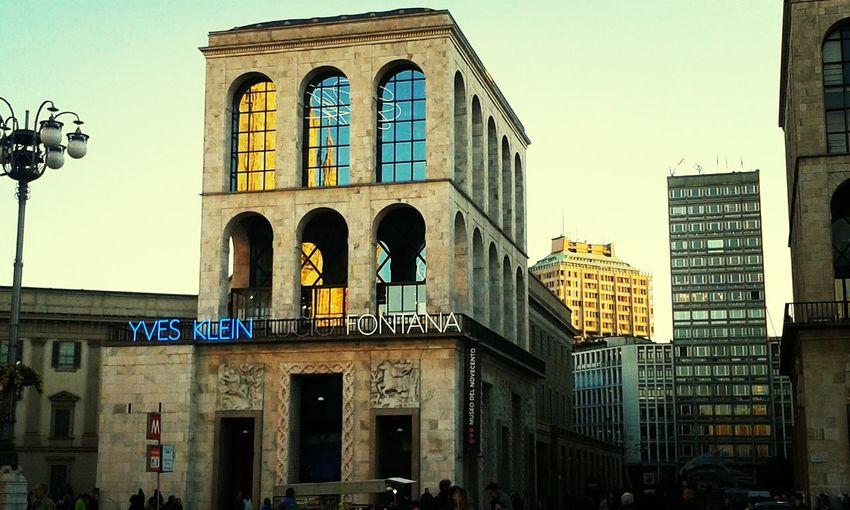 Milan Torrevelasca Museo Piazza Del Duomo