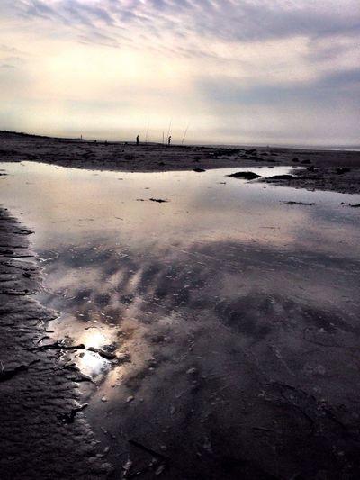 おはよう〜ございます。 晴れ〜 Beach