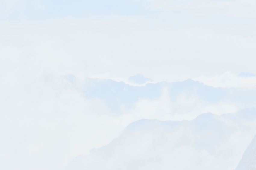 Skitour_Hinterstein_GroßerDaumen_2018_02_10921 Whiteout Winter Abstract Landscape Cloud - Sky Clouds And Sky Day Dust Dusty Fog High Key Landscape Mountains Nature No People Outdoors Sky Snow Tranquil Scene Tranquility White White Background White Color Whiteout Conditions