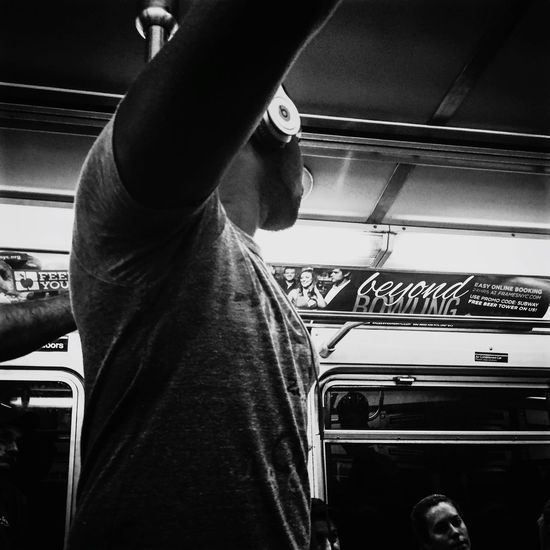 NYC Nyclife NYC Photography New York Black And White Manhattan NYC LIFE ♥ NYC Subway