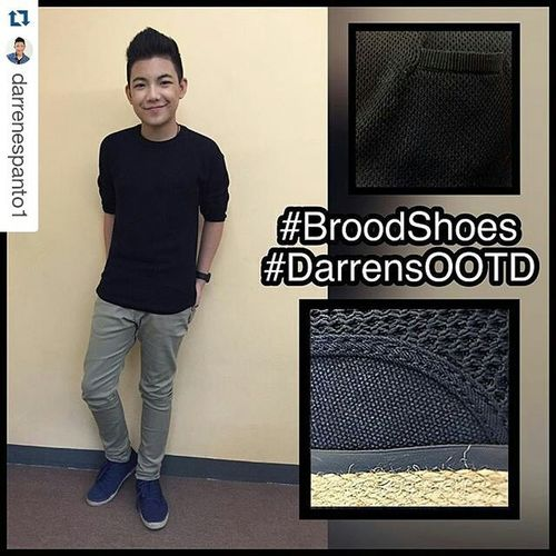 Repost @darrenespanto1 ・・・ DarrensOOTD for SM BF Parañaque! BroodShoes