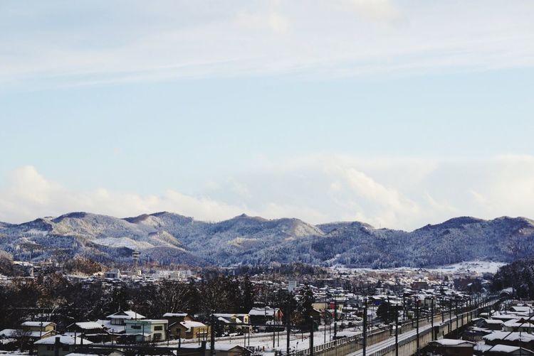 雪がたくさん降りました。 寒い 夕方 散歩 Japan Iwate Snow Snow ❄ Eye4photography  EyeEm Best Shots EyeEm Nature Lover EyeEmBestPics EyeEm EyeEm Gallery Eyeemphotography