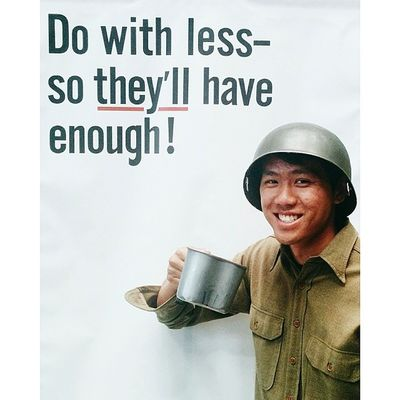 RATIONING GIVES YOU YOUR FAIR SHARE. WWII Totalwar Foodrationing Propaganda nationalism victorygardens Woodapeuro