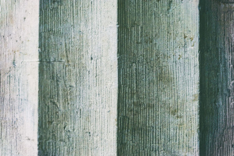 Close-up of grooves on antique column Berlin Germany 🇩🇪 Deutschland Horizontal Backgrounds Close-up Color Image Day Fluting Grooves No People Outdoors Paint Pattern Pillar Textured  Weathered
