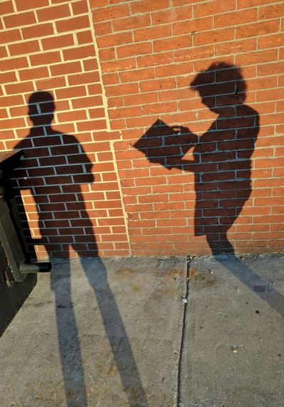 City Day Friendship Outdoors People Real People Selfiie Shadow Sunlight Togetherness Two People