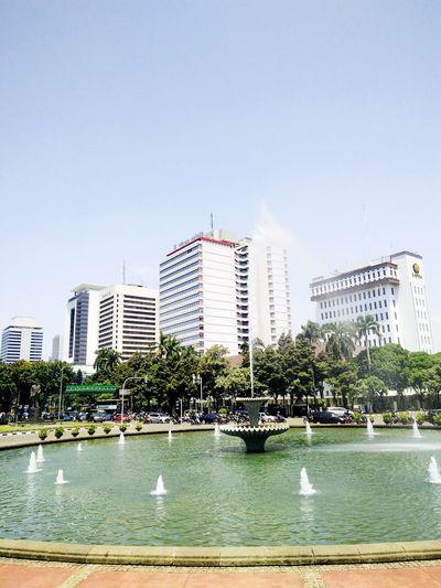 Jakartaku  Indonesiaku Kota Beautiful Nature