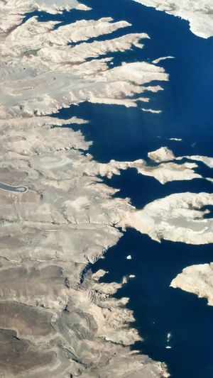 Pattern Aerial View Abstract Nature Day Satellite View Landscape No People Beauty In Nature Water Outdoors moutain