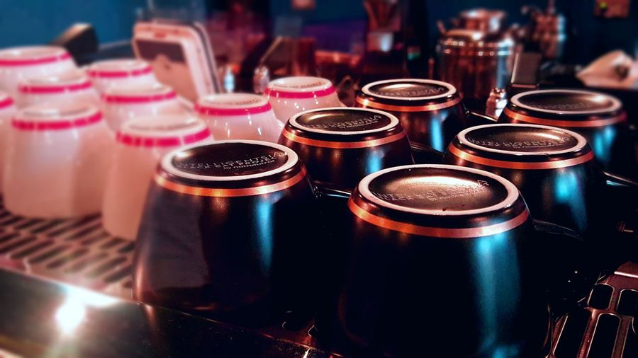 Indoors  Close-up No People Coffee Coffee Cup Coffee Shop Intelligentsia Coffee