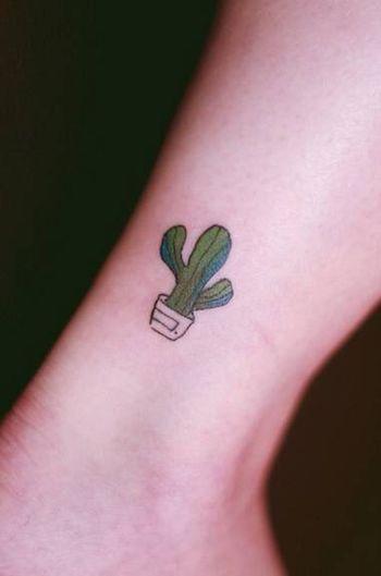 Tatto Cactus