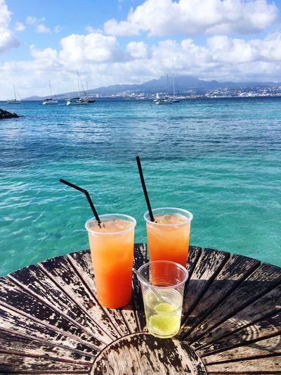 Sea Drinking