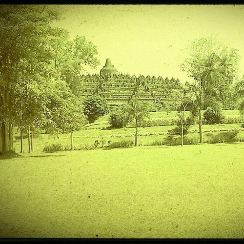 Borobudur oldies-wannabe Indonesiatravel Archeology Culture Holiday