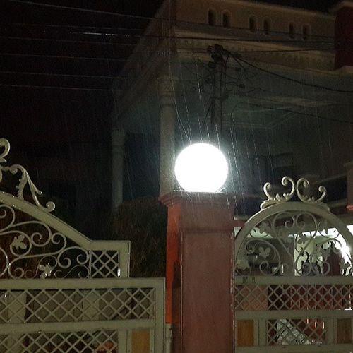 Night Heavyrain Rain Raining Rainy Jalandhar Jullundur Punjab Mausam
