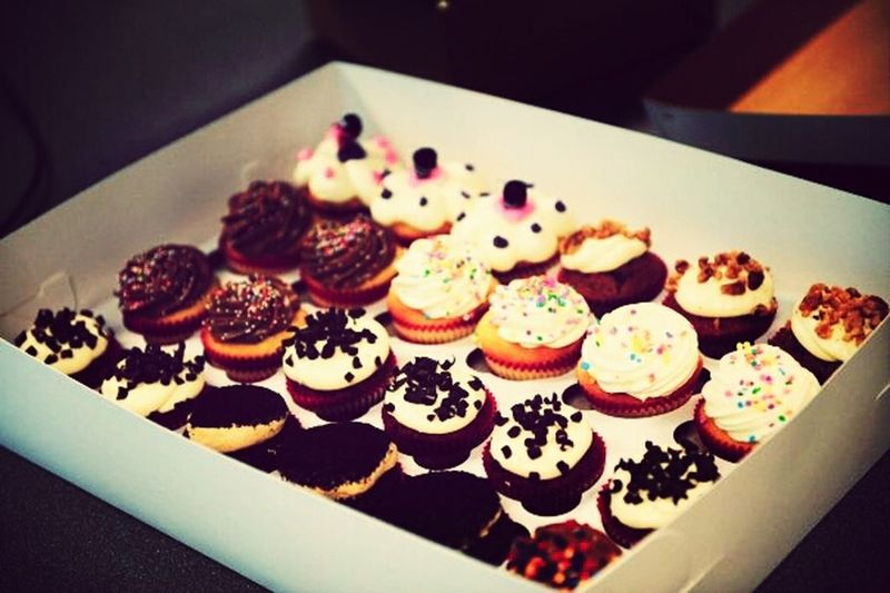 given by my uncle :) thank you ! Delicious Cupcakes Yummi :)