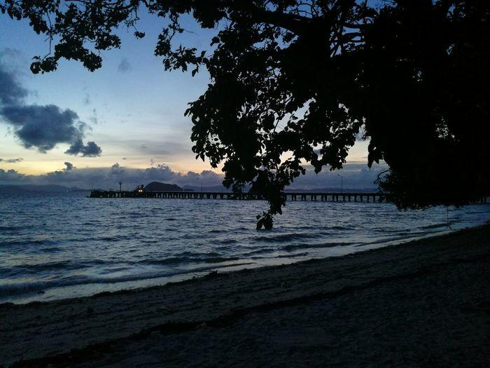Sunset Enjoying The Sights Koh Yao Yai Enjoying Life Relax No People