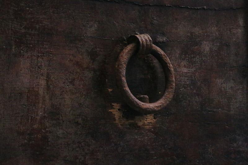 Rust Rusty Metal Wood - Material Close-up The Week On EyeEm Ancona Italy Marche EyeEm Doorknockers