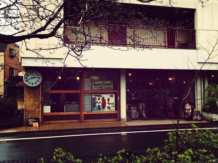 Bakery Cafe Bread Sengawa Chofu Tokyo