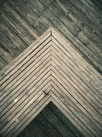 The L-Shaped Bench Wooden Bench Wooden Deck Lake Eola Park Vscocam Vsco