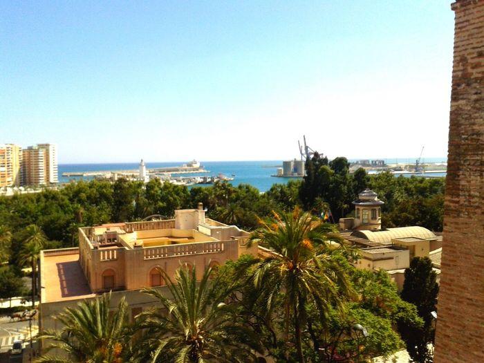 Malaga Sea