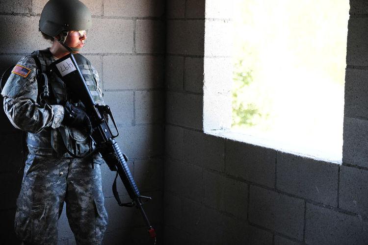 Army Day Female