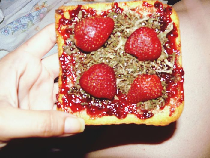 Sweet Weed Weed Strawberry Fields Forever Jam
