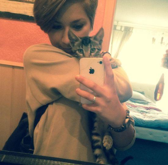 Mio ❤ Cat Love <3 Animal Cute Pets️