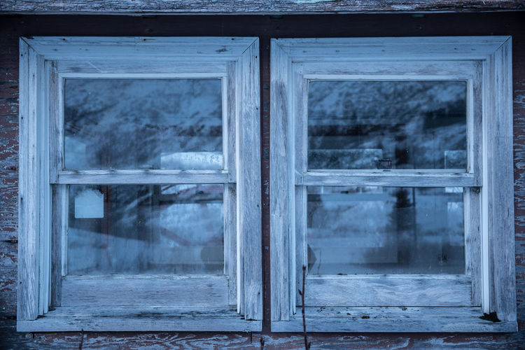 Aged Windows