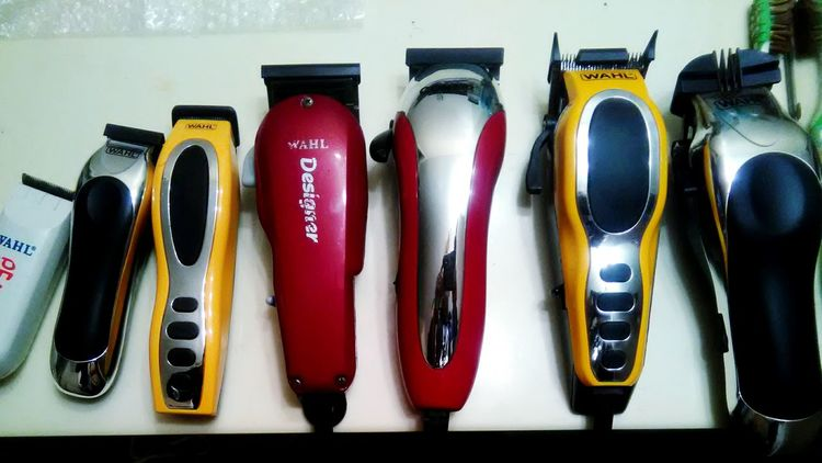 Razors Clipper Collection Shaving No People