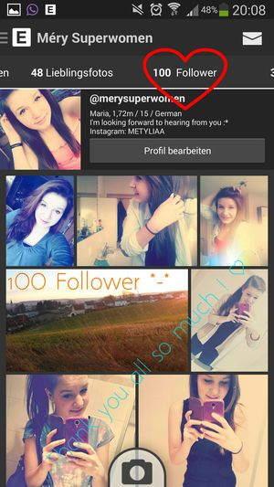100 Followers Love You All Thank You! Check This Out