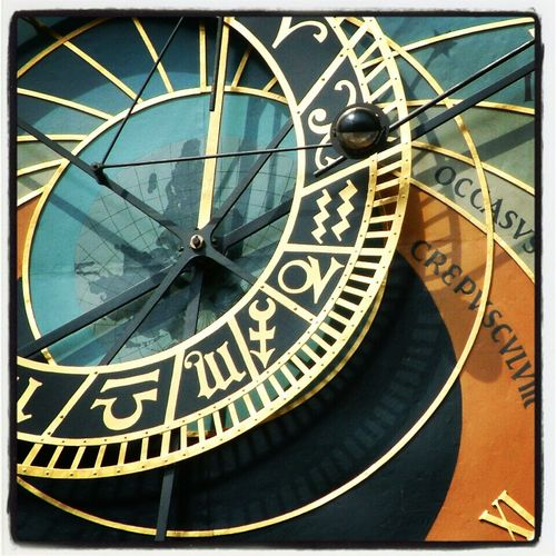 Astronomy Astronomical Clock Clock Time Travel Destinations Close-up Praha Repubblica Ceca