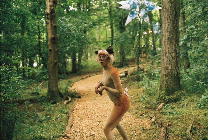 A moment I captured at Noisily music festival Untold Stories Getting Creative Nikkormat FS (1965) Filmcamera The Purist (no Edit, No Filter) Portrait A Walk In The Woods Tadaa Community EyeEm Best Shots The Portraitist - 2015 EyeEm Awards