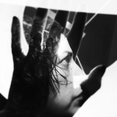 Airiness of coincidence Mob Fiction NEM Self NEM Mood EyeEm Best Shots NEM Black&white Self Portrait Around The World