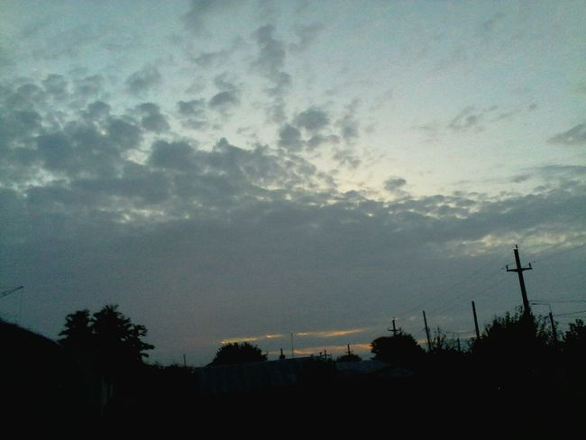 Learn & Shoot: Leading Lines Sunrise Clouded Morning Wolfzuachis Eyeem Market Houses Sky