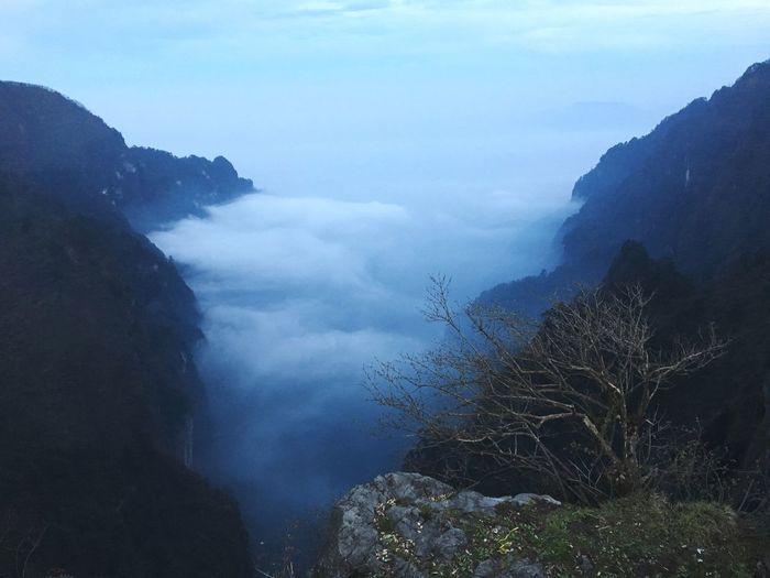 Mountain Emei