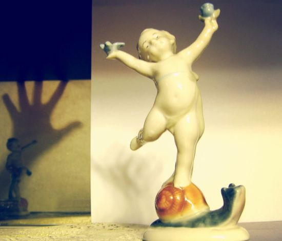 Abstract Statuettes