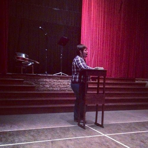 Pastor G preaching the gospel ✌ Kerk Preek Broer Siblings church brother pastor preaching gospel bro
